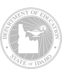 State of Idaho Department of Education Logo