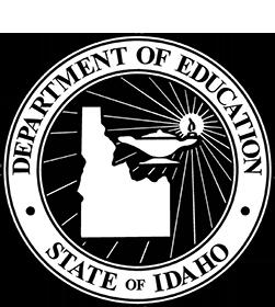 Idaho State Department of Education Seal Logo